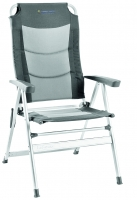 Sessel KERRY SLIM 600 grau, 2er Set